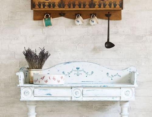 7+1 motive de ce ne place vopeseaua Annie Sloan Chalk Paint®