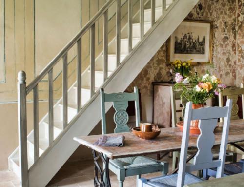 Între două lumi cu vopseaua pentru mobilă Annie Sloan Chalk Paint™