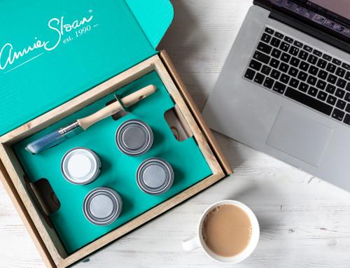 Destindere, creație și dezvoltare… WORKSHOP Annie Sloan™