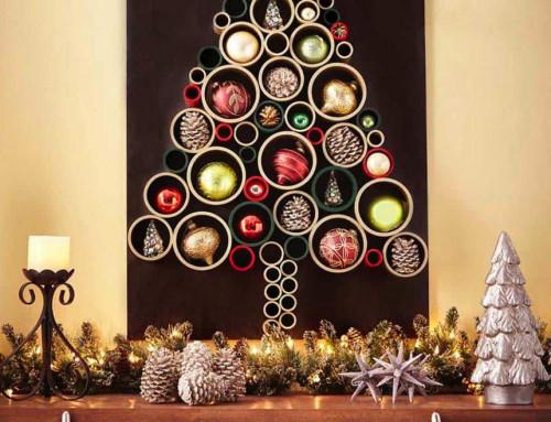 Crăciun DIY+ un brad alternativ cu Annie Sloan Chalk Paint™