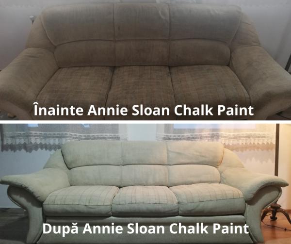 Înainte Annie Sloan Chalk Paint